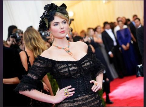 News video: Kate Upton Heats Up Lady Antebellum's