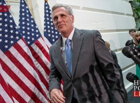 News video: Republicans Elect Kevin McCarthy To Replace Eric Cantor
