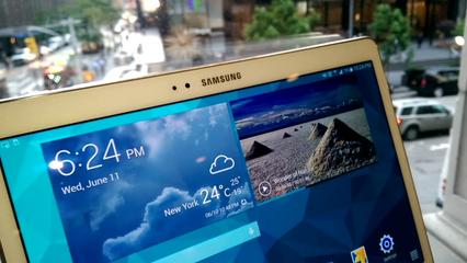 News video: Samsung Tablet S Hands-on